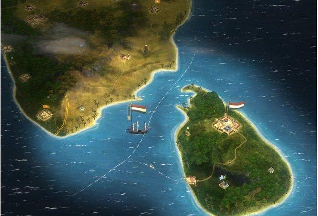 Die Kolonien bieten fruchtbaren Boden für wertvolle Importgüter.