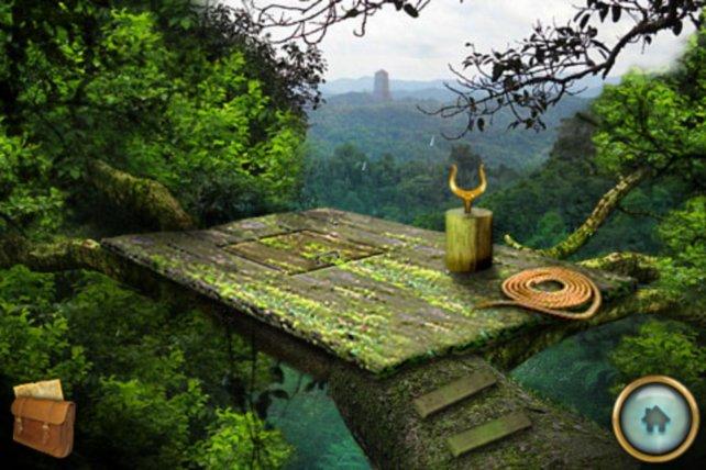 Der klassische Adventure-Spaß entführt euch in den Dschungel.