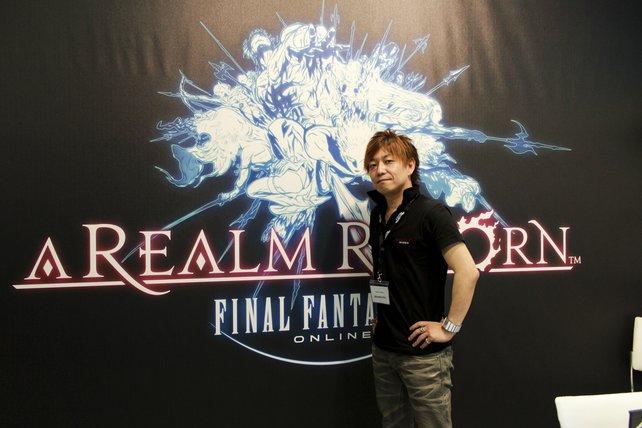 Produzent Naoki Yoshida gewährte auf der Gamescom 2013 einen Blick in die Zukunft.