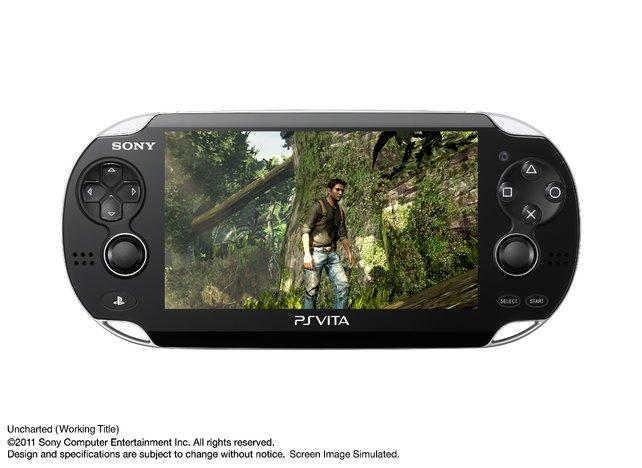Uncharted - Golden Abyss: Einer der Starttitel für die PS Vita.