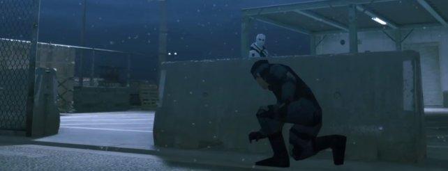 """Metal Gear Solid - Ground Zeroes: Exklusive """"Deja-Vu"""" Mission für Playstation 4"""
