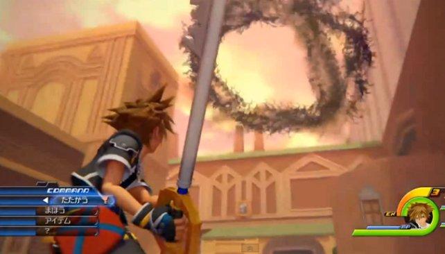 Ist Kingdom Hearts 3 noch ein Spiel, oder eher schon ein Zeichentrickfilm zum mitspielen?