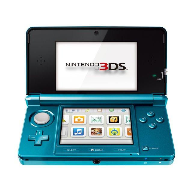 Am 25. März soll der 3DS in Deutschland erscheinen.