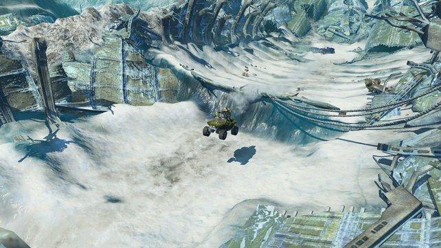 Halo Wars war nicht ganz so erfolgreich wie die großen Shooter-Brüder.