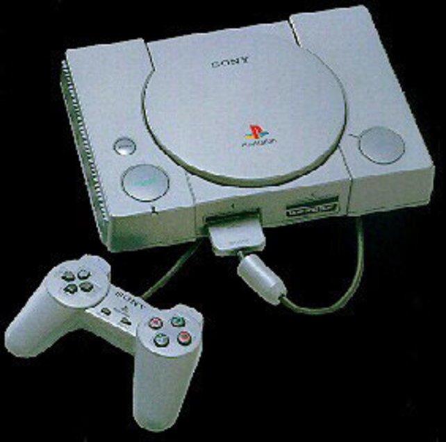 Die erste PlayStation raubt Nintendo bis 2007 die Marktführerschaft.
