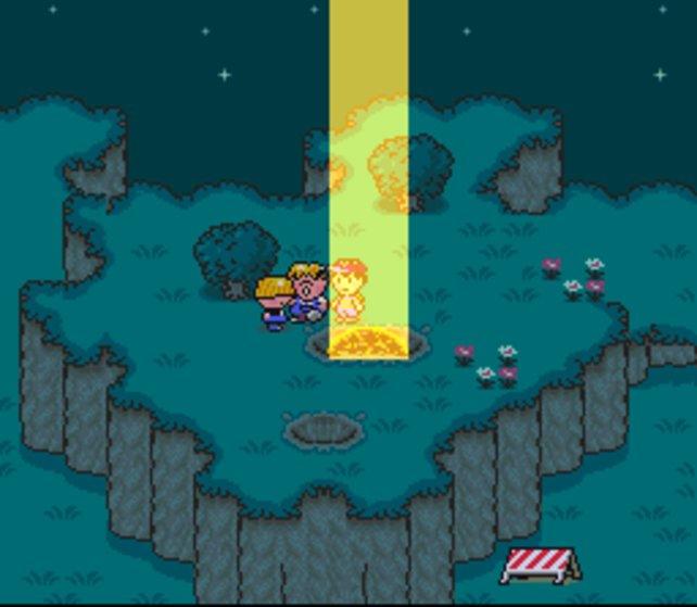 Der Rollenspiel-Klassiker Earthbound findet seine Rückkehr auf der Wii U.