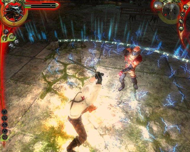 Wegen vielen Regel- und Kampfänderungen durch diese Modifikation bekommt The Witcher ein neues Spielgefühl.