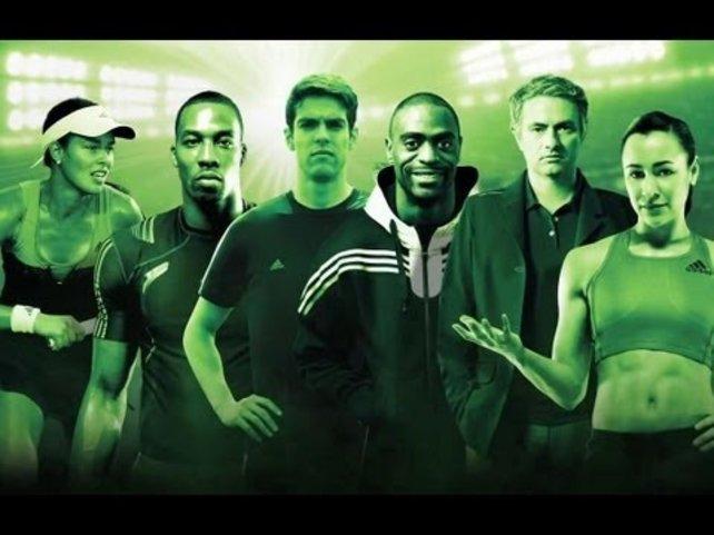 Hier seht ihr ein paar der Trainer, die euch bei den Übungen zur Seite stehen.