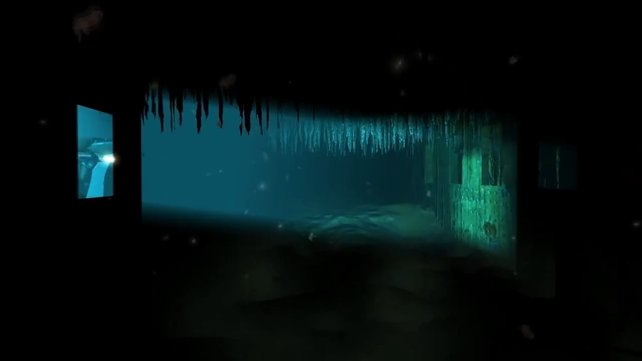 Erstaunlich dichte Atmosphäre für einen Simulator.