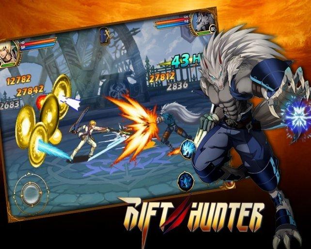 Im Duell-Modus kann man sich gegen alleine oder in Gruppen gegen andere Spieler behaupten!