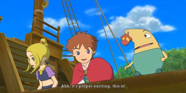 Hier fühlt ihr euch wie in einem Anime von Studio Ghibli.