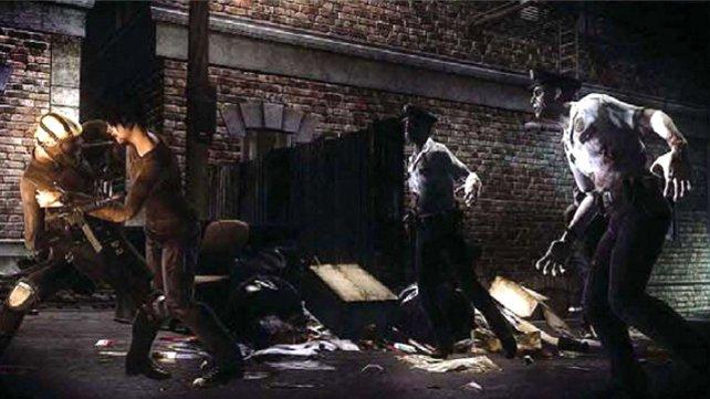 Unerfreuliche Rückkehr: Raccoon City heisst euch nicht willkommen!