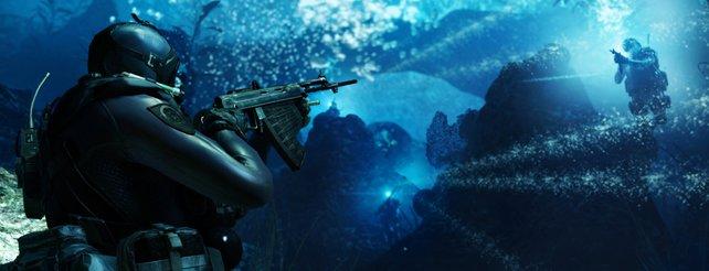 """Call of Duty - Ghosts: Neuer """"Squad""""-Modus indirekt bestätigt"""
