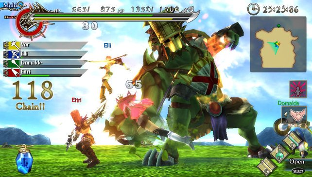 Ragnarok Odyssey erinnert an Monster Hunter.