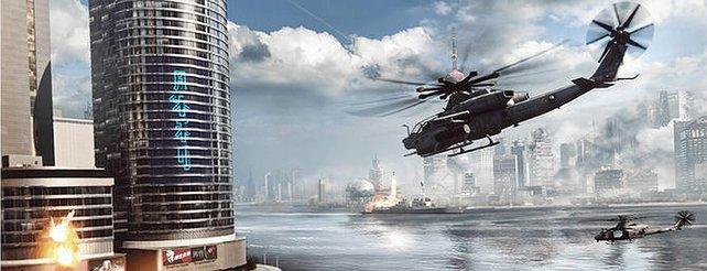 Battlefield 4: Szenen aus der Mehrspieler-Beta für Xbox 360 im neuen Video
