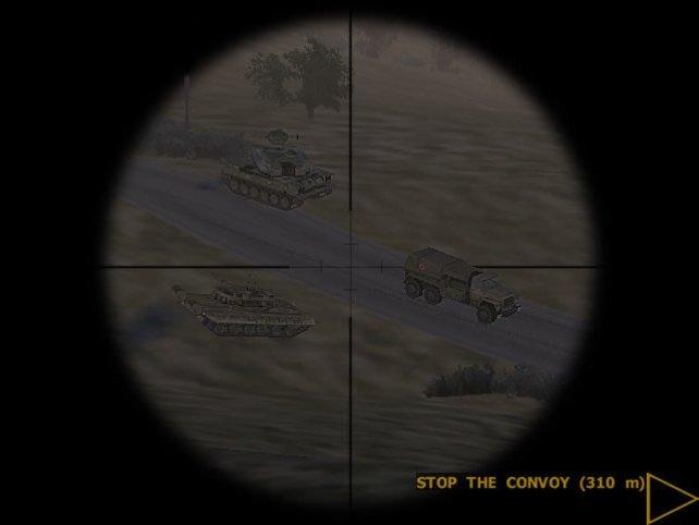 Auch Sniper kommen auf ihre Kosten