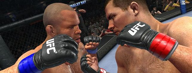 THQ verklagt EA: Streit um Lizenz für Kampfsport UFC