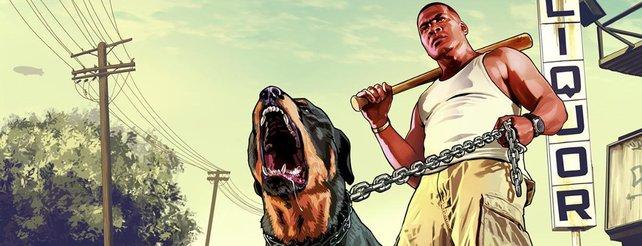 """GTA 5: Funktionen des Rottweilers """"Chop"""", 15 Tierarten und Missions-Details"""
