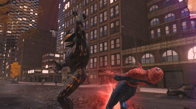 Wird sich Spider-Man gegen Fable und Co. behaupten?