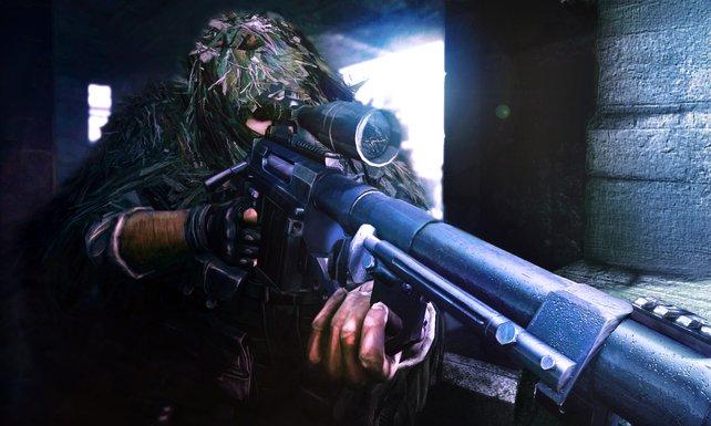 Die neue Minikampagne legt den Fokus aus Scharfschützen-Missionen.