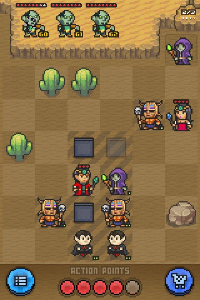 Auch in der Wüste wollen Zombies euren Promis an den Kragen.