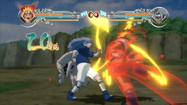 In Ultimane Ninja Storm Generations treffen die alte und neue Generation der Ninjas aufeinander.