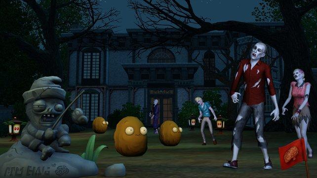 Wenn die Sims zu Leichen werden ...