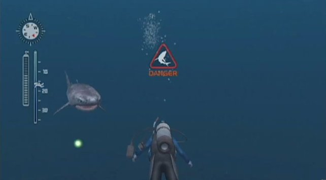 Und der Haifisch, der hat Zähne, und die trägt er im Gesicht...