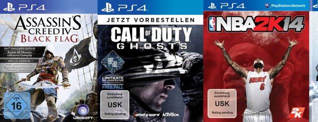 So rüstet ihr eure PS3-Spiele auf die PS4-Versionen auf