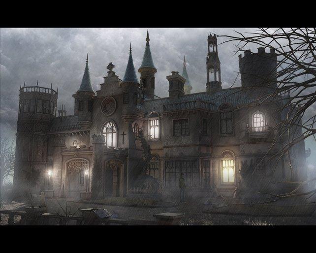 Eure Rückkehr ins Black Mirror Castle ruft Erinnerungen wach.