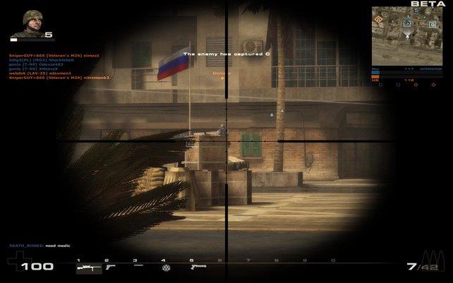 Shooter-Fans aufgepasst! Battlefield gibt es auch als kostenlose Version.