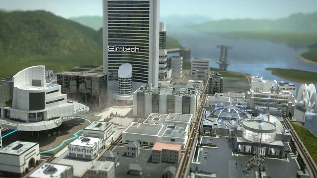 Platziert öffentliche Gebäude für verbesserten Lebensstandard.