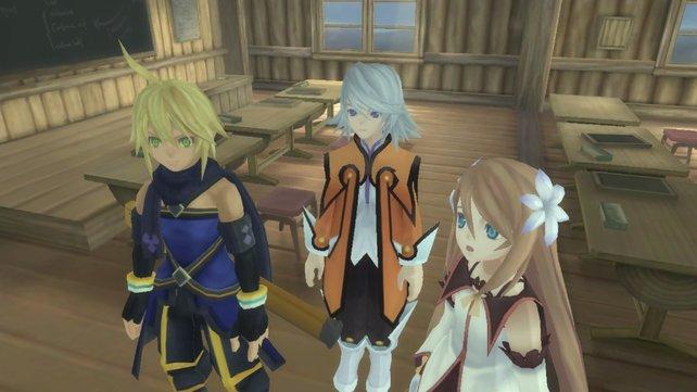 Emil und Marta treffen Dawn of the New World auf viele Figuren aus dem Erstling.
