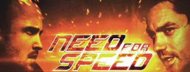 """Need for Speed: Neuer Trailer zum Kinofilm mit """"Breaking Bad""""-Star"""