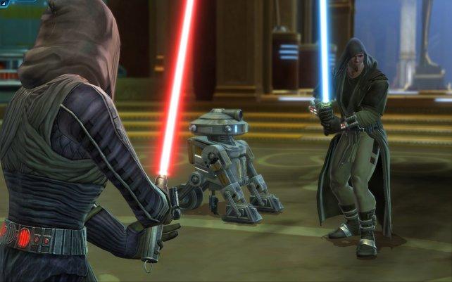 Star Wars: The Old Republic erzählt die beste Geschichte im Genre der Online-Rollenspiele.