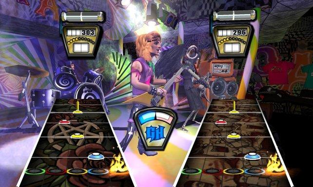 Der Multiplayer-Modus rockt noch immer das Haus