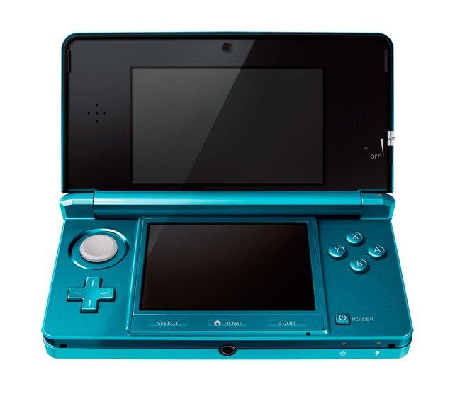 Wie der DS nur mit 3D-Effekt und Analogstick: der 3DS.