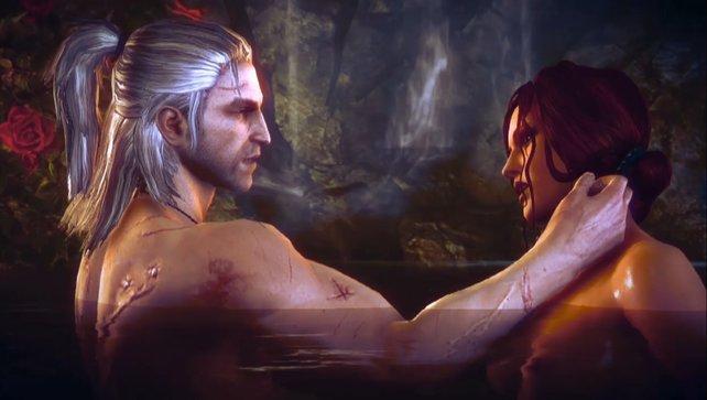 Wie wäre es mit ein wenig Wasser-Romantik?