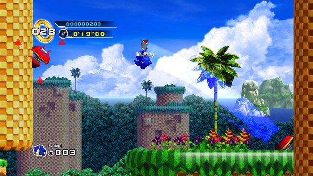 """Was sagt der Igel zur Geheimniskrämerei von Sega? """"Augen zu und durch."""""""