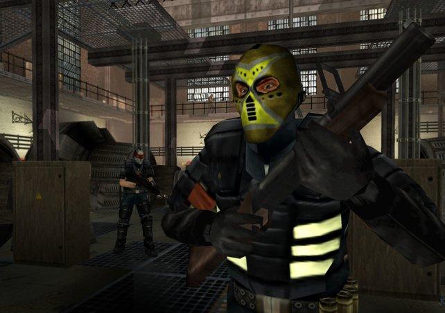 Terroristen bedrohen Nick's Heimatstadt