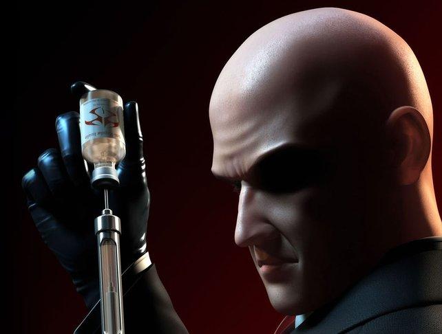 Agent 47 äußert sich zu Hitman - Contracts.
