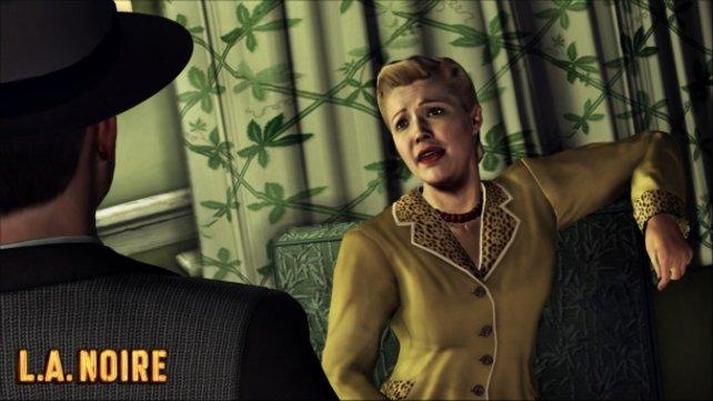 GTA 5 nutzt möglicherweise Gesichtsanimationen aus L.A. Noire.