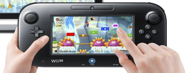 Wii U: Neuer Akku schraubt Laufzeit des Gamepads um Stunden nach oben