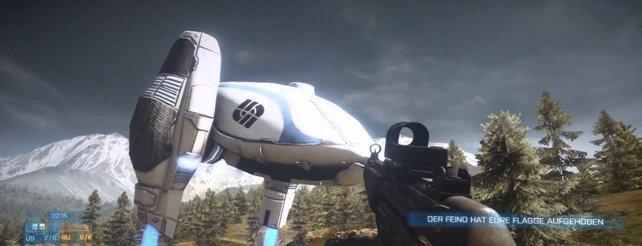 Wahr oder falsch? #59: Gibt es ein UFO in Battlefield 3?