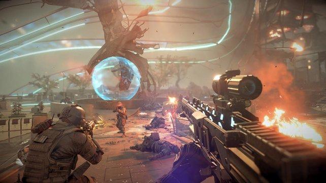 Ob Killzone - Shadow Fall der Shooter-Meilenstein der Konsole wird?