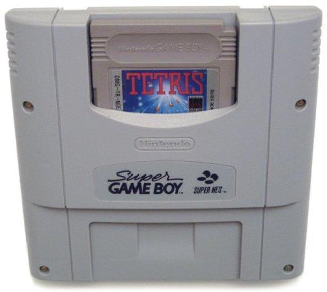 Neben der Maus ist der Super Game Boy das bekannteste SNES-Accessoire.