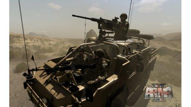 Den British Armed Forces stehen deutlich mehr Fahrzeuge zur Verfügung