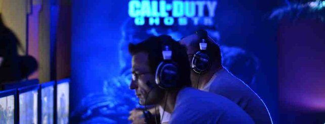 Activision feiert Call of Duty - Ghosts in Berlin