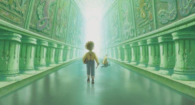 Oliver betrachtet die Parallelwelt. Und vermisst seine Mutter.