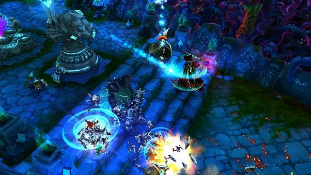 League of Legends: leichter Einstieg, schwer zu meistern.
